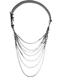 Lanvin | Necklace | Lyst