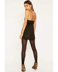 Sparkle & Fade - Strappy Playsuit - Lyst