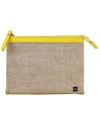 Hudson+Bleecker - Cinque Terre Cosmetic Pouch - Lyst
