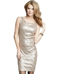 Tart Collections Barbie Sequin Silk Dress - Lyst