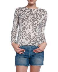 Loma Slyvie Leopard Sweater - Lyst