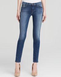 J Brand Jeans - 811 Mid Rise Skinny In Imagine - Lyst