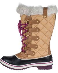 Sorel Tofino Snow Boot Curry Canvas - Lyst