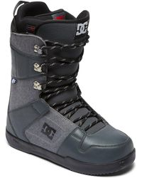 DC Shoes - Lace-up Snowboard Boots - Lyst