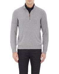 Inis Meáin | Half-zip Sweater | Lyst