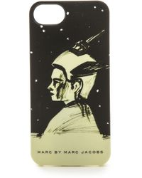 Marc By Marc Jacobs - Iphone 5 / 5S Glow In The Dark Case - Bea On A Mission - Lyst