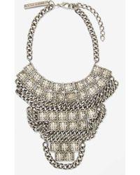 GOLDBARR - Corsica Necklace - Lyst