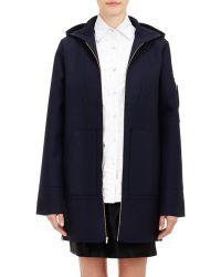 Harvey Faircloth - Hooded Coat - Lyst