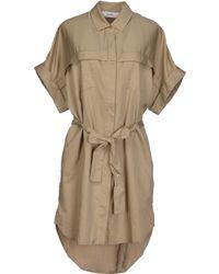 Lover Short Dress - Lyst