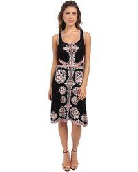 Nanette Lepore White Sands Dress - Lyst