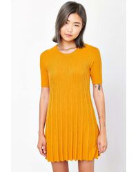 Cooperative - Grace Swingy Sweater Dress - Lyst