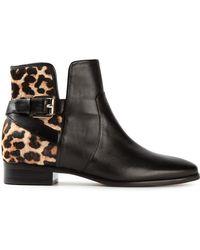 Michael Kors Salem Ankle Boots - Lyst