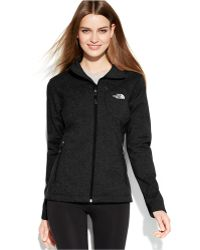 The North Face Apex Bionic Soft-Shell Jacket black - Lyst