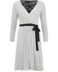 Diane von Furstenberg - Women's Seduction Wrap Dress - Lyst