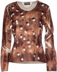 Gattinoni - T-shirt - Lyst