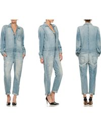 Joe's Jeans Relaxed Jumpsuit - Lyst