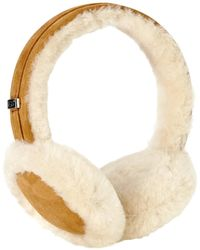 Ugg Shearling Earmuffs with Speaker Technology - Lyst