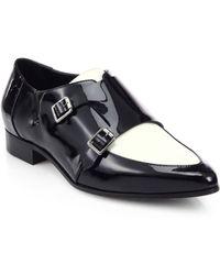 Jimmy Choo Mardi Spectator Shoes - Lyst