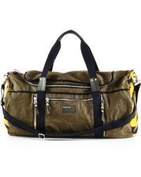 Diesel Mix Traction D Jimmy Duffle Bag - Lyst