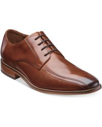 Florsheim Castellano Bike Toe Oxfords - Lyst