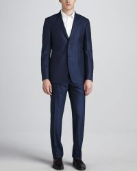 Paul Smith Tonal Striped Two Piece Suit - Lyst