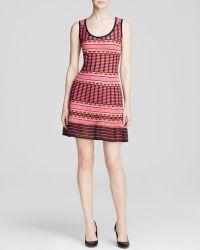 M Missoni Dress - Sleeveless Scoop Neck - Lyst
