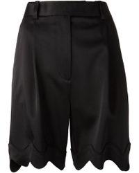 3.1 Phillip Lim Ric-Rac Bermuda Shorts - Lyst
