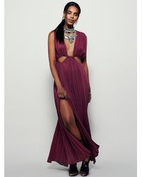 Free People | Endless Summer Womens Got My Eyes On You Maxi Dress | Lyst