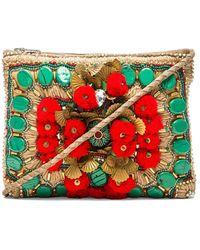 Antik Batik Cuzco Pouch - Lyst