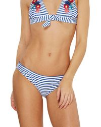 540c6871a7 Dorothy Perkins Dp Beach Black Embroidered Swimsuit in Black - Save 61% -  Lyst