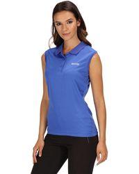 Regatta - Blue 'tima' Technical Vest - Lyst