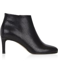 Hobbs - Black 'lizzie' Ankle Boots - Lyst