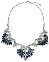 Jacques Vert - Ombre Blues Collar Necklace - Lyst