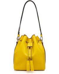 5648f3c2c9 Red Herring - Yellow Drawstring Duffle Bag - Lyst