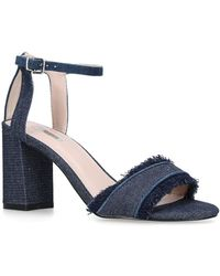 85f893d9aab Carvela Kurt Geiger -  gigi  Ankle Strap Sandals - Lyst