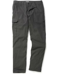 Craghoppers - Black Pepper C65 Discovery Trousers - Lyst