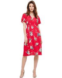 Phase Eight - Alexandra Floral Print Dress - Lyst