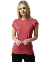 Craghoppers - Fiesta Red Fusion Lightweight T-shirt - Lyst