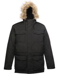 Regatta - Black 'ardwick' Waterproof Jacket - Lyst