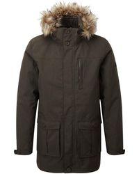 3b198eb3a10 Dark Olive Marl Kingston Milatex 3in1 Jacket