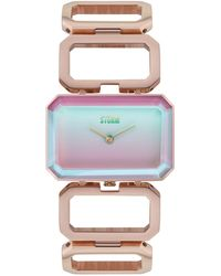 Storm - Ladies Rose Gold 'cosima' Analogue Bracelet Watch 47417/rg - Lyst