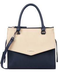Fiorelli - Beige 'mia' Grab Bag - Lyst