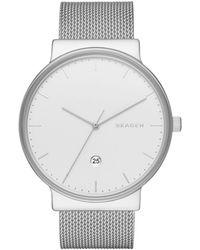 Skagen - Mens Ancher Watch Skw6290 - Lyst