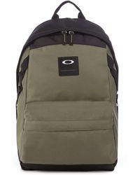 Oakley - Khaki 'holbark' Backpack - Lyst