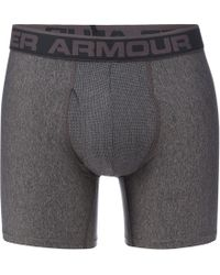 Under Armour - Grey Original 6' Boxerjock - Lyst