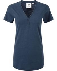 Tog 24 - Navy French Alice Deluxe T-shirt - Lyst