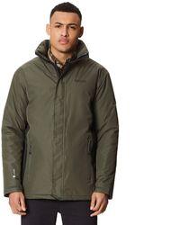 Regatta - Green 'thornridge' Waterproof Insulated Jacket - Lyst