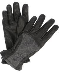 Regatta - Black 'garabina' Gloves - Lyst