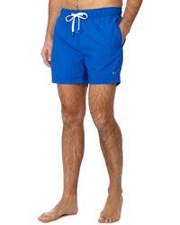 Tommy Hilfiger - Blue Swim Shorts - Lyst