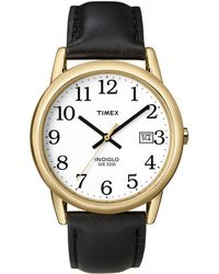 09461f350 Ben Sherman Mens Leather Strap Watch Bs139 in Black for Men - Lyst